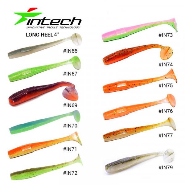 На фото Приманка Intech Long Heel 4(6 шт)