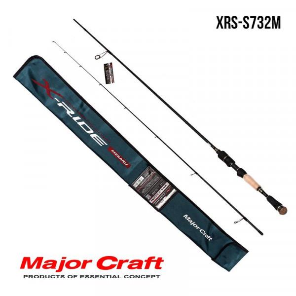 На фото Удилище Major Craft X-Ride Mebaru XRS-S732M