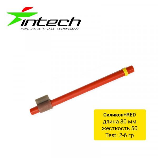 На фото Кивок силиконовый Intech RED2 65мм (1шт)