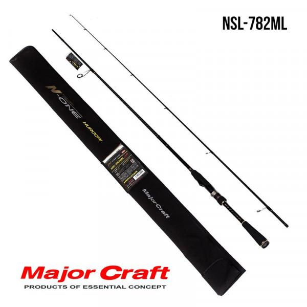 На фото Удилище Major Craft N-ONE Kurodai NSL-782ML