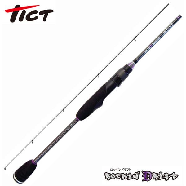 На фото Удилище Tict Ice Cube IC-69 D-Tor